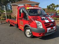FORD TRANSIT 2.4 350 LWB RECOVERY TRUCK ** FULL YEARS PSV ** ALL MAJOR CARDS ACCEPTED