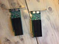 NVIDIA Quadro NVS 295 Graphics Card - 256 MB GDDR3