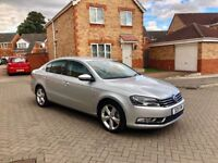 2011 VOLKSWAGEN PASSAT SE BLUEMOTION TECH 1.6 TDI, TAX £30, CRUISE, MOT APRIL 2019