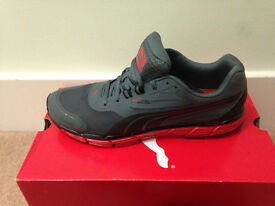 PUMA faas 500 s v2 grey red black size 9,5 (44)
