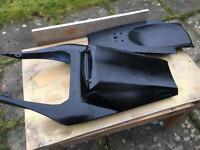 2003 Yamaha yzf R1 seat unit
