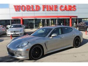 2011 Porsche Panamera 4 | Nav | 20-inch Gloss Black Alloys