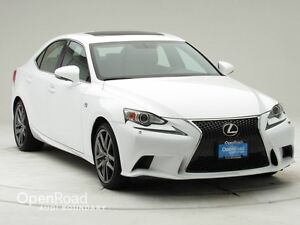2015 Lexus IS 350 4dr Sdn F-Sport