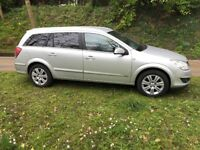 Vauxhall Astra 1.8 automatic with long MOT