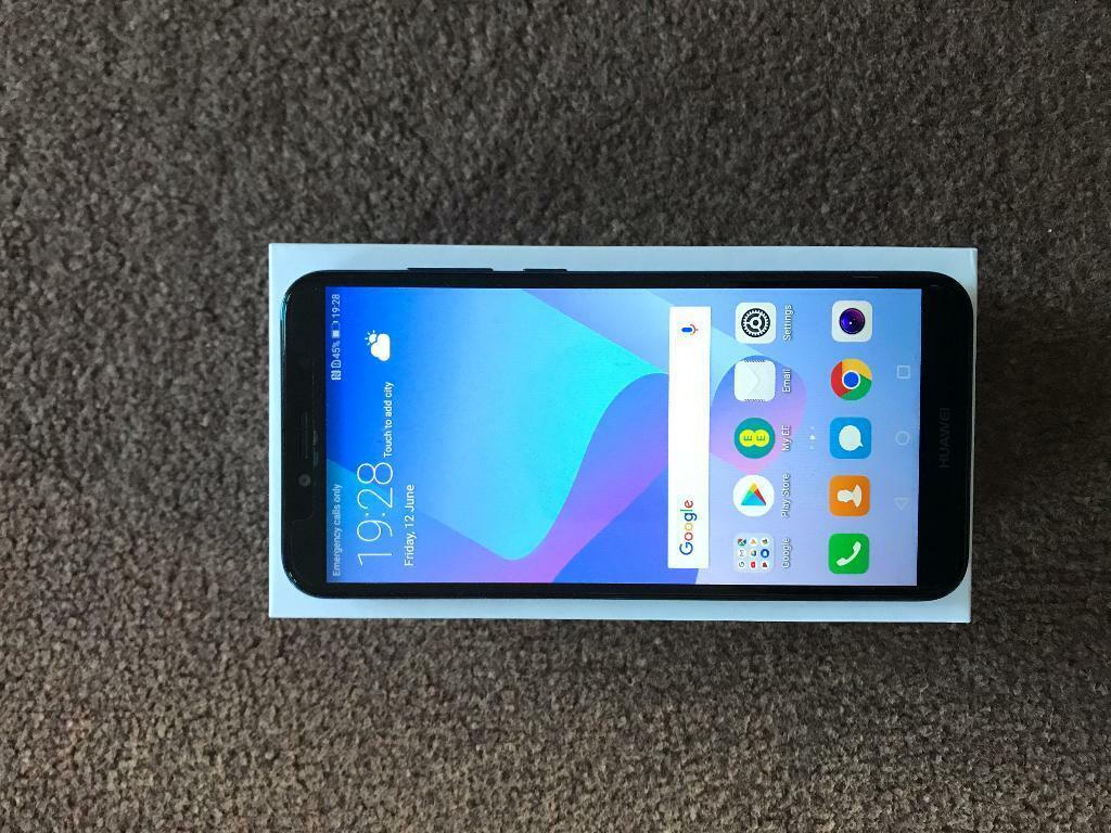Huawei y6 2018 blue | in Bradford, West Yorkshire | Gumtree