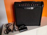 Line 6 Spider IV 30W Guitar Amp Combo