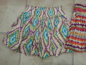 Areopostle Girl's Summer Skirts Size Medium Excellent Condition Cambridge Kitchener Area image 2