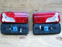 Mercedes Sprinter Motorhome Chassis Cab Tipper etc. PAIR of Rear Lights