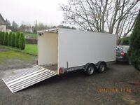 2 litre Hot Rod trailer