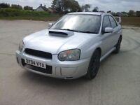 Subaru impreza gx sport (non turbo)