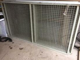 8x4 ft heavy duty mesh panels