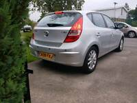 Hyundai i30 2008 low mileage