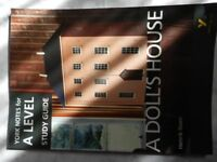 A Level English 'A Dolls House' Textbook