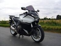 BMW or Honda sports 2 seater in exchange for my Honda VFR 1200 sports bike