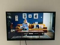 """32"""" Bush LED smart tv"""