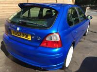 Rover mg zr full mot