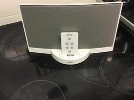 Bose docking speaker for iphone