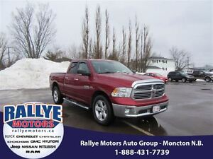 2013 Ram 1500 SLT! 4x4! Back-Up! Alloy! Hitch! Save!