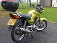 2011 YAMAHA YBR 125 PROJECT