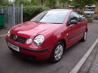 vw polo 1.4 tdi face lift, 72000 th miles wit service history all previous mot,s look&drive good