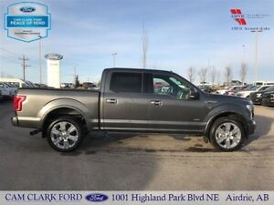 2017 Ford F-150 Limited SuperCrew EcoBoost 4WD