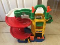 Fisherprice Little People Garage