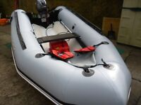 Zodiac Inflatable Sports Boat