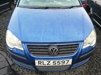 VW Polo 2006 - For parts only!