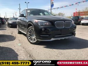 2015 BMW X1 xDrive28i | AWD | ROOF | LEATHER | HEATED SEATS