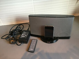 Bose SoundDock 2 with Applie iPod Touch 32gb