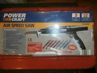 PowerCraft Airspeed Saw - Brand New