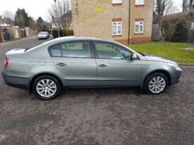 2007 Volkswagen Passat 1.9 TDI S 4dr Manual @07445775115 2 Keys HPI Clear