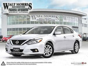 2016 Nissan Altima 2.5 S - REAR VIEW CAMERA, REMOTE START, PUSH