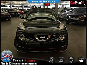2015 Nissan Juke NISMO RS 4D Utility FWD 6sp
