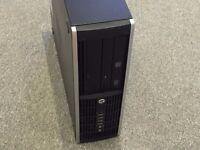HP 8200 Elite Small Form Factor - 250GB, 4GB Ram, 3.10GHz - i5