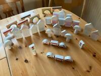White Company Town & Vehicle Set