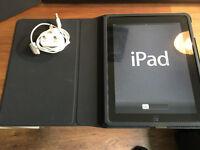 iPad 1 16gb wireless and bluetooth keyboard alluminium clamshell