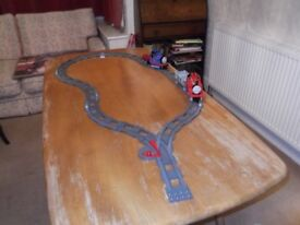 tomas the tank engine lego train set
