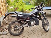 Yamaha DT125 2002