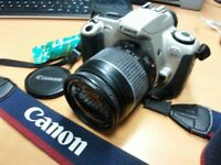 EOS 300 Cannon 35mm film Camera. Auto focus with spare Battery's. very good condition.£100