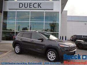2016 Jeep Cherokee North  Accident Free