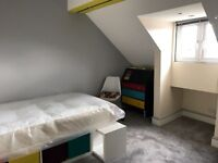 2 beautiful double rooms in Salford