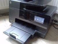 Printer / scanner / copier - HP8620