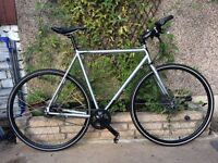 """""""Charge Mixer"""" Hub Gear Steel Frame Commuter Road Bicycle"""