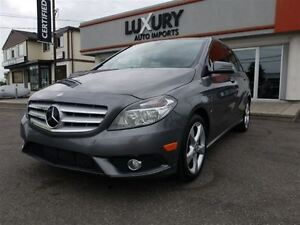 2013 Mercedes-Benz B-Class 250 Sports Tourer-panoroof-57k