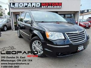 2009 Chrysler Town & Country Limited,Navigation,Camera,Dvd*certi