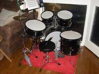 5 piece Junior Drumkit