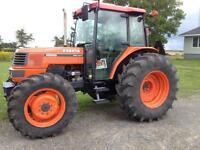 New Liskeard - Kubota tractor for sale 34 995$