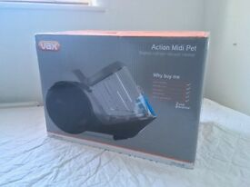Vax Action Midi Pet Cylinder Vacuum, 12 W - BRAND NEW - Boxed c85-aa-pe 2 year guarantee rrp£80