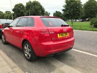 Audi A3 61 Plate 1 Former keeper full service history very good Condition Hpi Clear Quick Sale